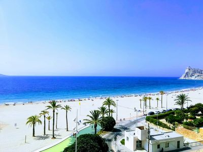Photo for SEAFRONT PONIENTE BEACH BLUELINE [R492]