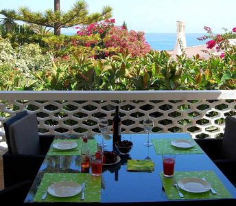 Photo for Excellent Villa with private pool and sea view