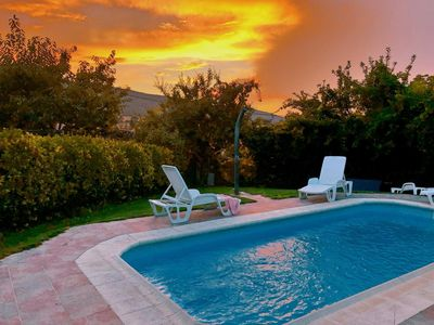 Photo for Rural house Casa Salva, up to 16 people (groups) private pool and garden