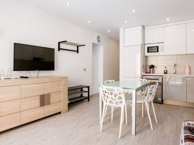 Photo for Playa de Fañabe, 2 bedroom apartment with double terrace