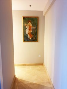 Photo for Very cozy renovated apartment in the heart of the historic center