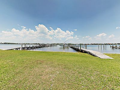 Photo for New Listing! Waterfront Condo Near Beach w/Pool & Private Old River Boat Slip