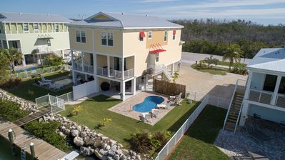 Photo for Summer $ALE @ RELAX AWAY - NEW 4BDRM W/ 40FT DOCK & PRIVATE POOL