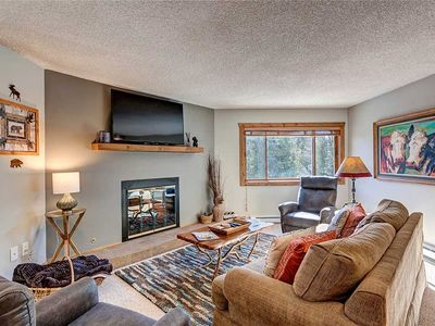 Photo for Remodeled condo ski-in/shuttle out in the heart of Breckenridge