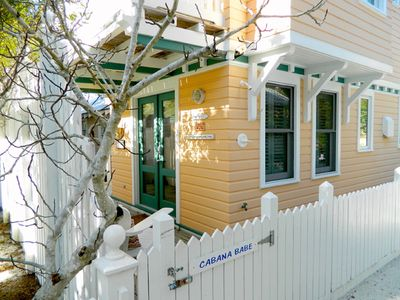 Photo for Cozy 1BR Cottage 4 Houses to Beach in Seaside-20% Fall Colors Savings
