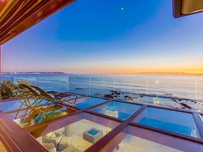 Luxury OCEANFRONT home w/Pool & Spa in La Jolla 🌊 Professionally Cleaned!