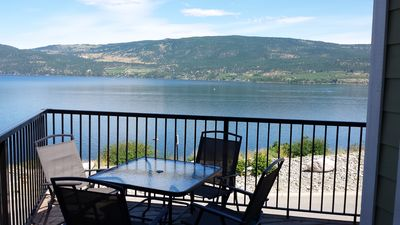 Photo for Lacasa Cottage Resort - Gorgeous Unobstructed Lake Okanagan Views