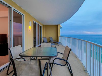 Photo for Waterfront condo w/ stunning Gulf views and great location!