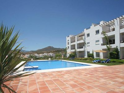 Photo for Luxury Modern Apartment Los Arqueros Golf & Country Club - Near Puerto Banus.