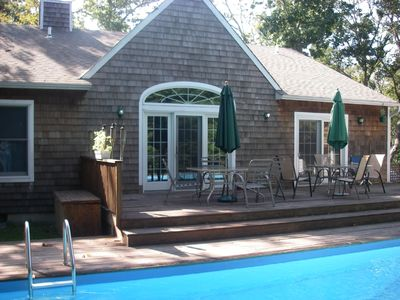 Heated Pool and Deck