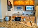 Prepare meals during your stay with a fully equipped kitchenette.