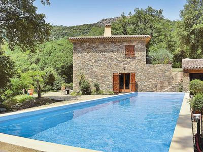 Photo for 4 bedroom accommodation in Garde Freinet