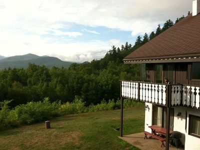 Photo for Stunning views of Mt Washington.  February vacation week available.