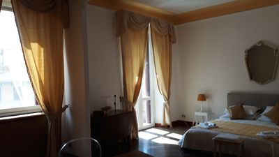 Photo for Lovely large and bright studio apartment. Ideal to reach the 5 Terre.