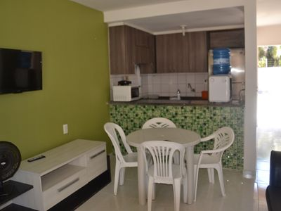 Photo for At 50m from the sea and the best of the beach, with air conditioning / Wi-Fi and whirlpool
