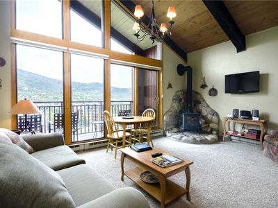 Photo for W3537 by Mountain Resorts ~ Pool & Hot Tub Onsite, Exceptional Views!