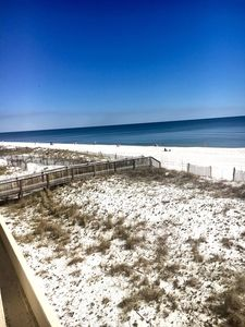Photo for AUGUST SAVINGS In Gulf Front Wind Drift Condo With Gorgeous Views