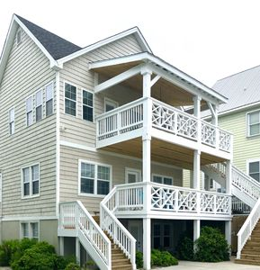 Photo for *Oceanfront House* Sleeps 8-10 Rec Room and Theater Room* Booking for 2020!!