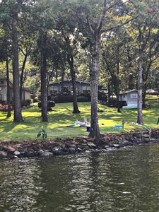 Photo for **Beautiful**Brierwood Shores, Gorgeous Waterfront, Shaded, 3/2, Amazing water!!
