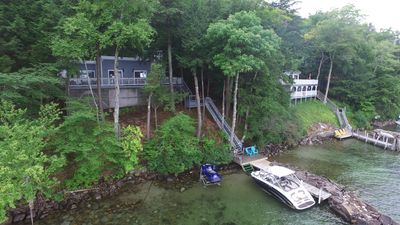 Photo for Rattlesnake Island Retreat (Boat Required)