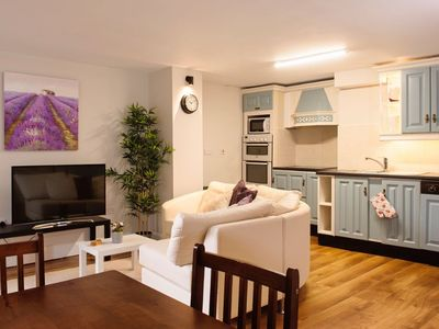 Photo for Great apartment in heart of Letterfrack - 2 min walk from National Park