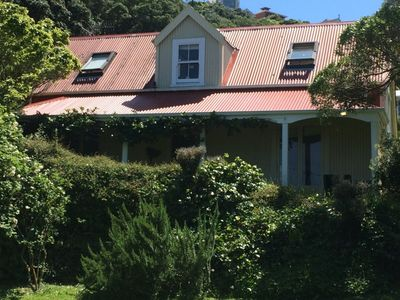 Photo for Secluded beach-front cottage