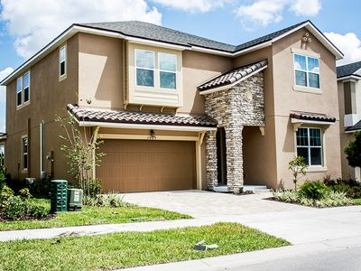 Photo for Wonderful, brand new vacation home - closest to Disney