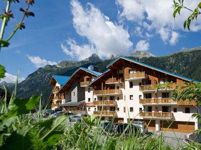 Photo for 2BR Apartment Vacation Rental in Valfrejus, Rh����ne-alpes
