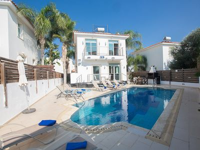 Photo for Villa Naomi, Beautiful 4BDR Protaras Villa with private pool, close to the beach
