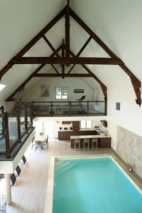 Photo for House 300 m² (from 1 to 6 persons) with indoor pool YVELINES