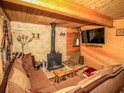 Photo for Lazy Moose N Bear Relaxing 3 BR Sugarloaf Retreat