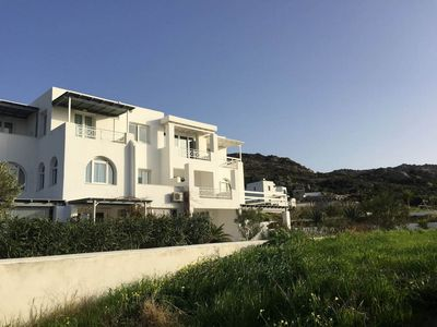 Photo for Ocean Bay Villa I welcomes you to Naxos - One Bedroom Apartment, Sleeps 2
