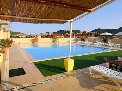 Photo for Apartment Residence Le Fontane (VSI153) in Villasimius - 3 persons, 1 bedrooms