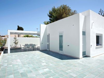 Photo for Laura - House for 6 People on the Sea, Sicily, WiFi, A/C