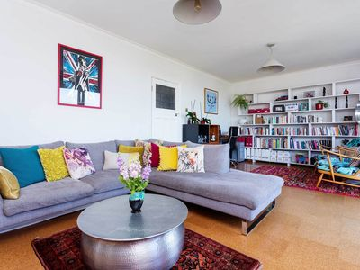 Photo for Peaceful and spacious family home with amazing garden close to Hampstead (Veeve)
