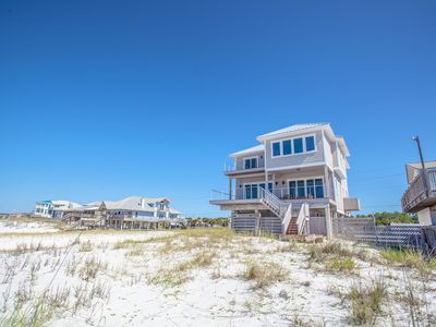 Photo for NEW! Gorgeous, Gulf Front - 30A Peace of Paradise on Dune Allen Beach