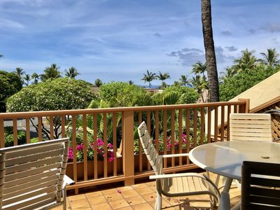 Photo for Maui Kamaole 2 BR Ocean View #I210 | Winter Sale!!
