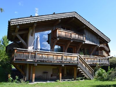 Photo for INDEPENDENT CHALET - QUIET AREA - SUNNY - CLOSE TO TRACKS