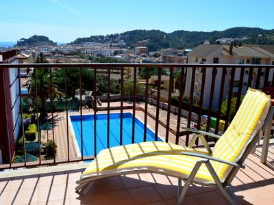 Photo for Apartments Soleil Tossa 5-3 - Apartment for 6 people in Tossa del mar