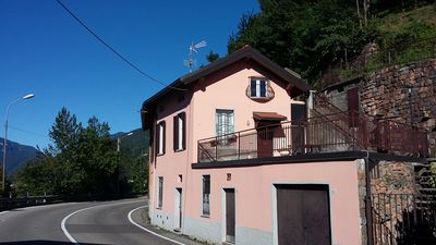 Photo for House in Porto Ceresio Lake Lugano