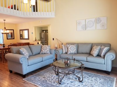 Photo for Airy & Bright Keowee Key Town Home