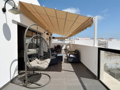 Photo for Penthouse Arrecife with Terrace!