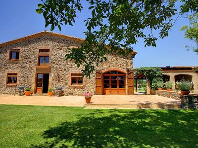 Photo for 4 bedroom Villa, sleeps 8 in Sant Joan de Palamós with Pool and WiFi