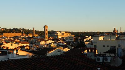 Photo for ATTICHINO, WITH TERRACE, THE SIXTH AND LAST FLOOR IN THE CENTER OF FLORENCE