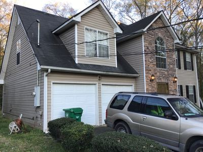 Photo for SPACIOUS AND COZY 4br DWTN DECATUR w/ HOT TUB AND PIANO