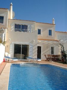 Photo for Beautiful pool villa in walking distance to Carvoeiro