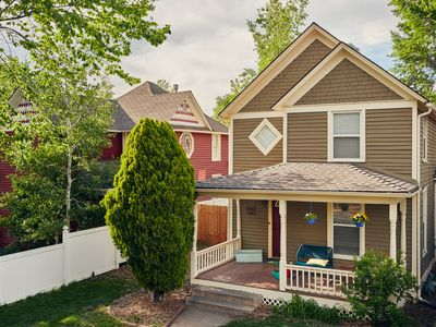 Photo for Downtown Kid-Friendly Home with Peak Views in Idyllic Neighborhood