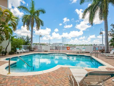 Photo for NEW LISTING! Ocean-view condo w/shared pool, close to beach-free airport shuttle