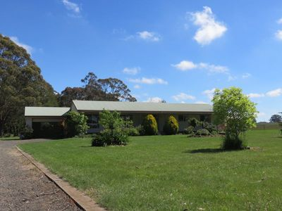 Welcome to Wombat Forest Country Retreat