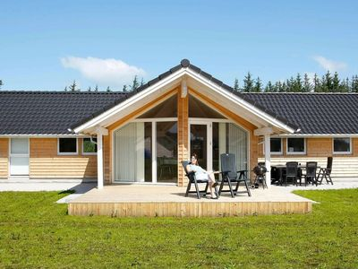 Photo for Spacious Holiday Home in Brovst Denmark with Sauna